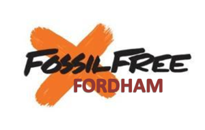 An initiative taken up by Environmental Policy majors was the Fossil Free Fordham campaign to push Fordham away from a fiscal carbon footprint